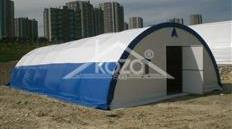 Building Site Tents